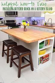 small kitchen island butcher block. Innovative Butcher Block Kitchen Islands Ideas 17 Best About Island On Pinterest Diy Small C