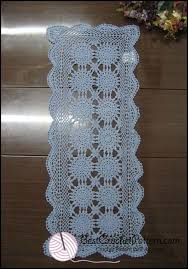 Free Crochet Table Runner Patterns Gorgeous Free Crochet Table Runner Patterns Best Crochet Pattern