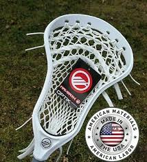 Maverik Tactik Universal Lacrosse Head New Strung W Stringking