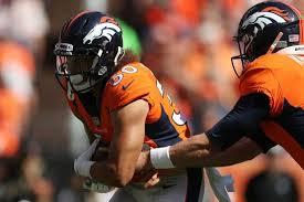 Denver Broncos Organization Chart Fantasy Football Denver Broncos Rb Phillip Lindsay Sets Nfl