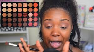 dramatic summer night makeup tutorial i flawless foundation routine for black women dark skin 2016 makeup how to videos