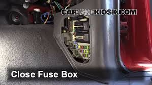 interior fuse box location 1998 2009 mazda b3000 2004 mazda interior fuse box location 1998 2009 mazda b3000 2004 mazda b3000 se 3 0l v6
