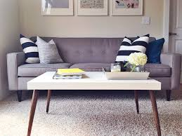 Veneer is thin layers of wood glued on to a board, normally a particleboard. Budget Friendly Ikea Coffee Table Hacks The Cottage Market