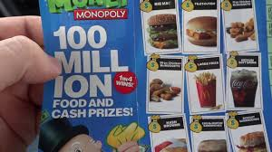 mcdonald s money monopoly 2016 the impossible game