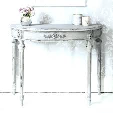 black half moon console table. Brilliant Table Black Half Moon Table With Drawers Large Size Of Decorating  Cream Intended Black Half Moon Console Table E