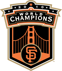 Giants World Baseball Logo Logo Sf Champion 2010 Logos Francisco - Champions 2010 San