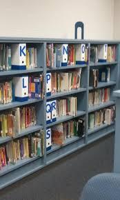 Library Magazine Holders