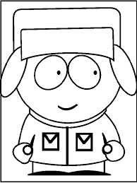 South Park Coloring Pages Coloring Pages