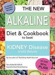 Pral Alkaline Chart The New Alkaline Diet To Beat Kidney Disease Avoid Dialysis