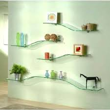 wall mount glass shelves wall mounted glass shelves for electronics nucleus home design wall mounted glass