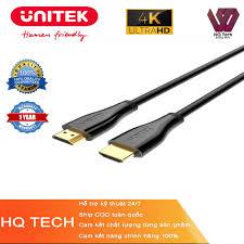 Cáp HDMI 2.0 Premium 2M Unitek C1048GB (Siêu cao cấp)