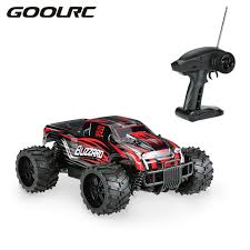Original High Speed Off-road Monster Mini RC Car Remote Control Cars SUV S727 27MHz 1:16 20km/h Boys Racing Model Toys Gifts Off road