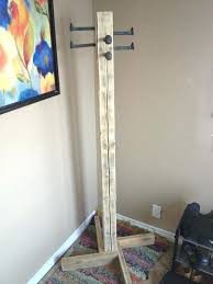 Standing Coat Rack Plans Custom Coat Rack Ideas Wall Mounted Coat Rack Plans Coat Rack Bench Plans