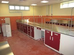 stainless steel integral sink steel laboratory countertops