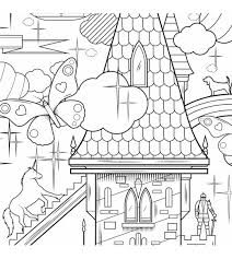 Kek Amsterdam Xxl Kleurplaat Papier Zwart Wit 91x150cm King Of My