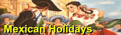 Image result for holidays in Mexico