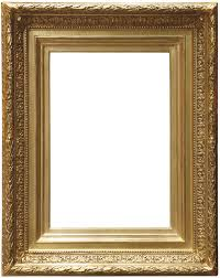 i'm a huge fan of hanging empty antique gold frames on the wall.