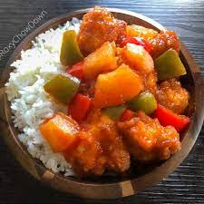 How to make Sweet and Sour Chicken Recipe - with Sauce from scratch!