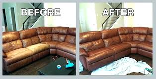 fix leather sofa how to patch leather furniture refinish leather couch restoring leather couch fixing leather