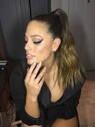 america s next top model s ashley graham y nails