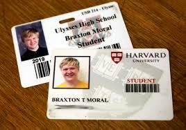 16-year-old Hutchinson Ks The Harvard - To Scholar High News Ulysses Get Degree Hutchinson