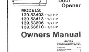 sears 1 2 hp garage door opener garage wiring diagram inspirational craftsman 1 2 hp garage