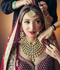 Best Bridal Jewelry Designers 29 Heavy Bridal Necklaces Designs For The Dolled Up Bride