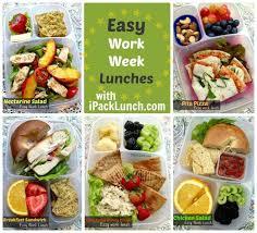 healthy yummy lunch ideas. 12 easy work lunch ideas via ipacklunch.com healthy yummy c