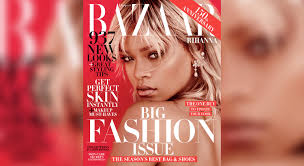 ultimate rihannas com your top source for rihanna rihanna rihanna takes flight the pop star channels amelia earhart in looks that are utilitarian modern and sexy in an essay for bazaar first published in 1929