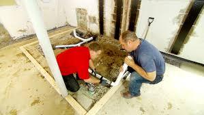 adding a basement bathroom. How To Install A Basement Bathroom Adding