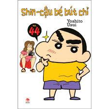 Sách - Shin - Cậu Bé Bút Chì Tập 41-50, Giá tháng 2/2021