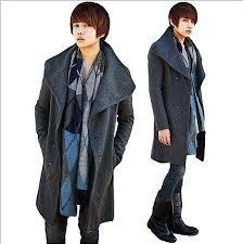 generic men s single ted coat coat men s woolen coat winter coat fashion korean version of the winter china size