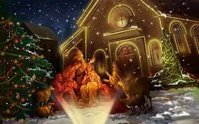 Jesus Birth Wallpapers - Wallpaper Cave