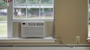 window air conditioner installation. Beautiful Installation Emerson Quiet Kool Window AC Overview U0026 Installation To Air Conditioner A