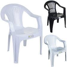 plastic chairs outdoor garden furniture