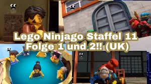 Lego Ninjago Staffel 11 Folge 1 und 2!! Auf UK - YouTube
