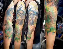 сделать тату рукава для мужчин и женщин татуировка рукава эскизы и