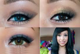 Eyeshadow Colors Blue Green Eyes L L L