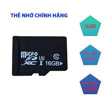 Thẻ nhớ Micro SD 16GB chính hãng tốc độ class 10 cho điện thoại,máy tính ,  máy ảnh ... giảm tiếp 55,000đ
