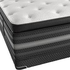 simmons beautyrest black.  Black Simmons Beautyrest Black Christabel Ultimate Plush Pillowtop Throughout M