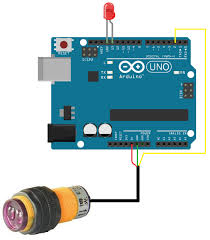 how to build a infrared proximity switch circuit an arduino arduino infrared proximity circuit