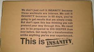 new 60 day insanity w nutrition guide calendar fast shipping 327261825