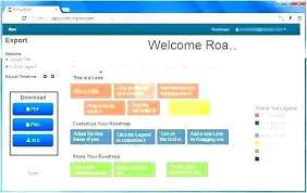 Project Roadmap Templates Project Roadmap Template