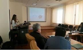Состоялась защита диссертации на соискание ученой степени доктора  Доклад по теме диссертации докторанта Калдановой Б О