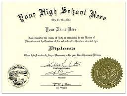 High School Deploma Diploma High School Diploma Vs Ged