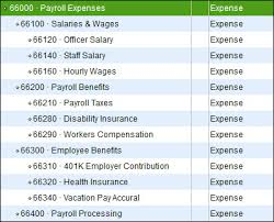 Quickbooks Payroll Expense Accounts Royalty Software