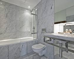 Impressive Ideas Marble Bathroom Tile Super Cool Marble Tile Bathroom  Design Remodel Pictures