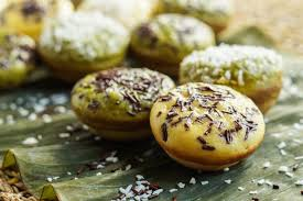 Kue Cubit Indonesian Pinch Cakes Taras Multicultural Table