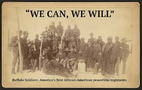 「the all-African American 10th Cavalry」の画像検索結果