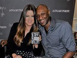 Khloe Kardashian and Lamar Odom ...